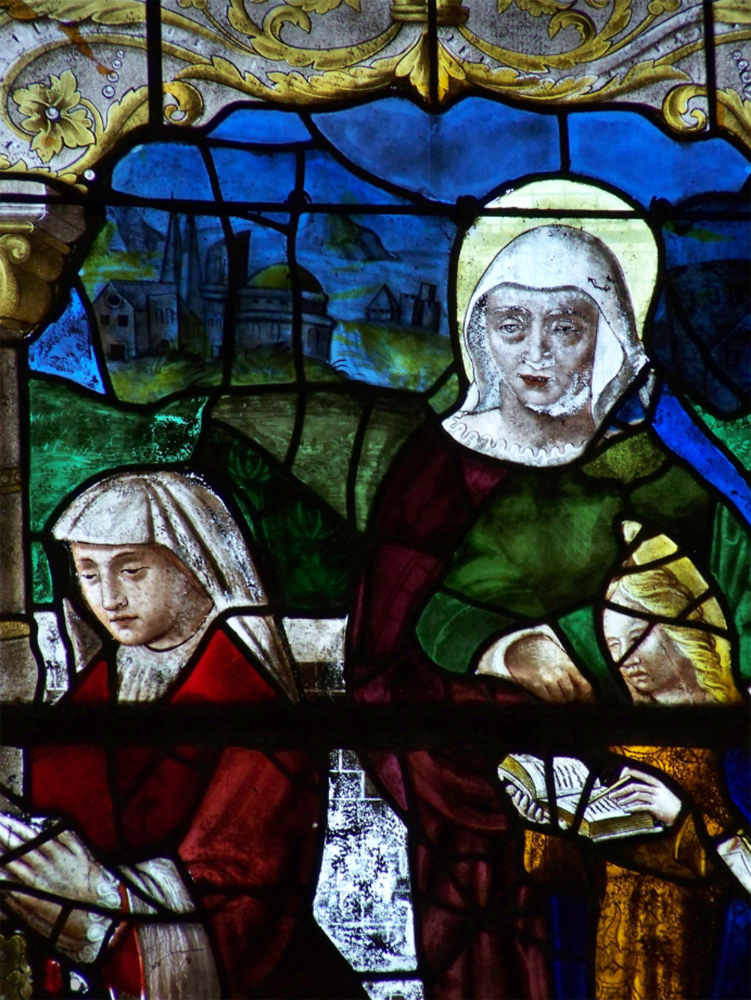 Św. Anna i Św. Maria Ablis, Yvelines, Francja, połowa XVI wieku