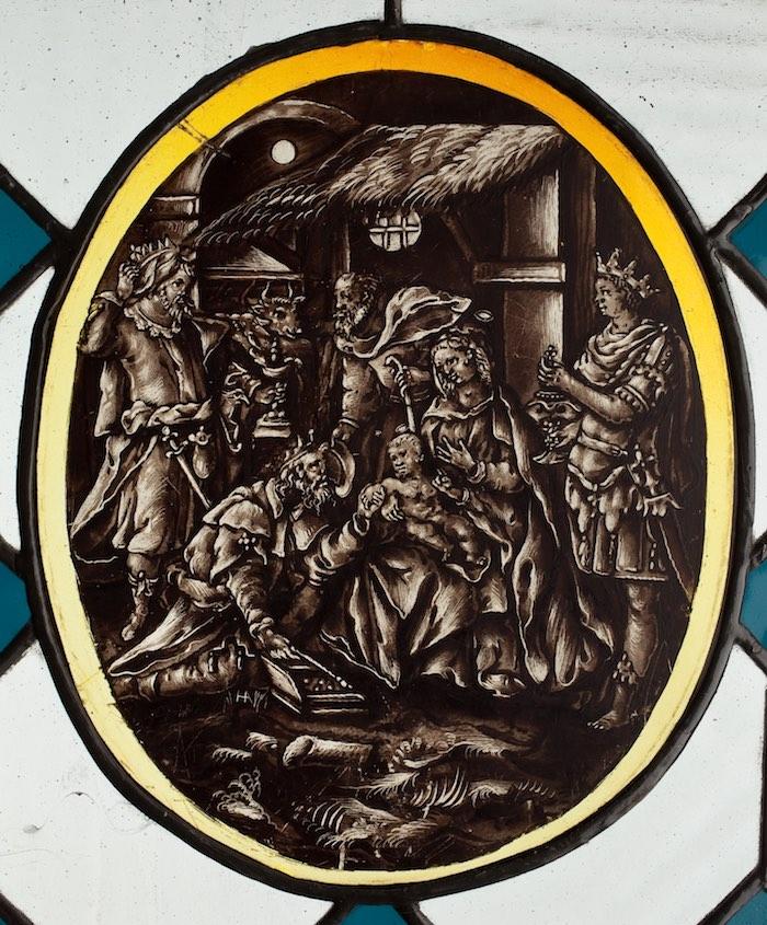 6.Pokłon Trzech Króli, Westfalia, ok. 1630