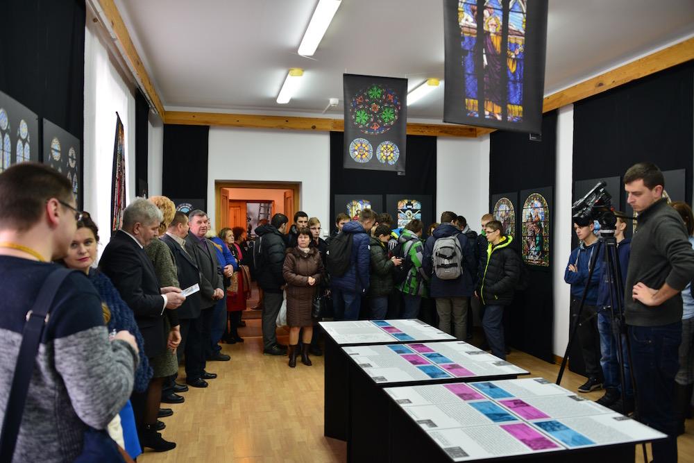 Inauguracja wystawy w Muzeum Regionalnym w Łukowie