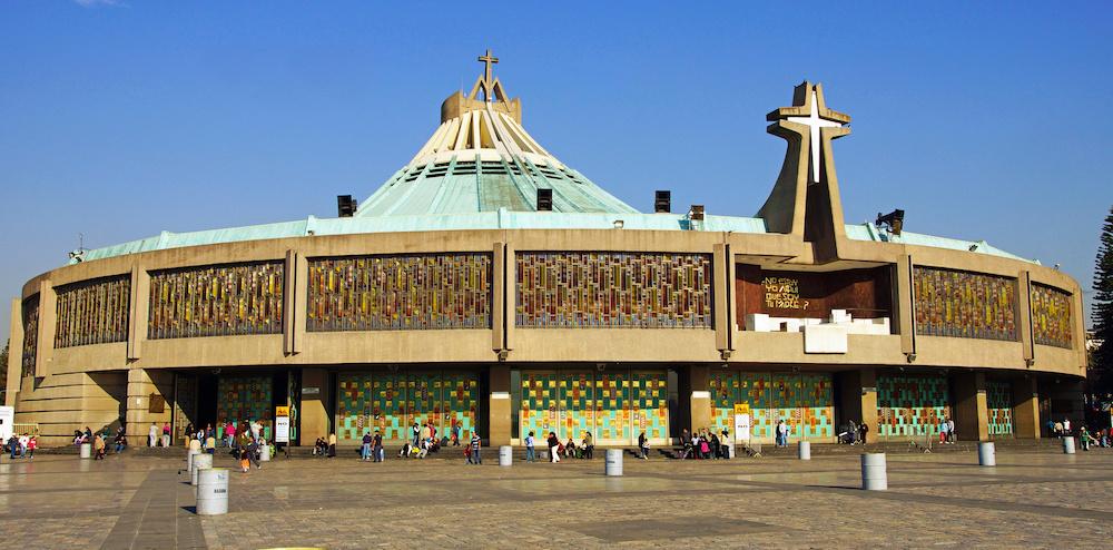 Nowa bazylika w Guadalupe