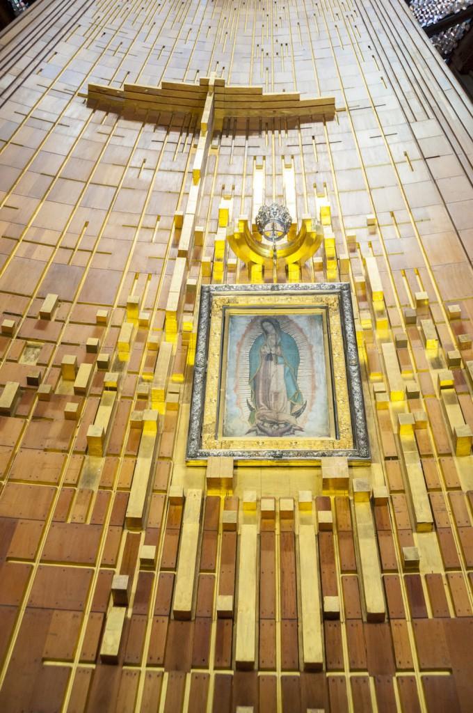 Obraz Matki Bozej z Guadalupe