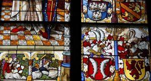 Europejskie witraże średniowieczne w Niemczech