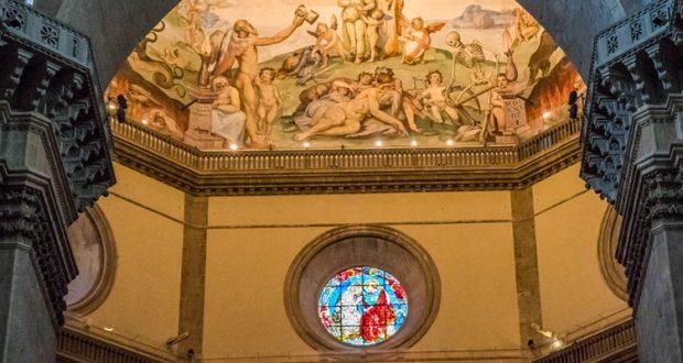 Europejskie witraże średniowieczne we Włoszech