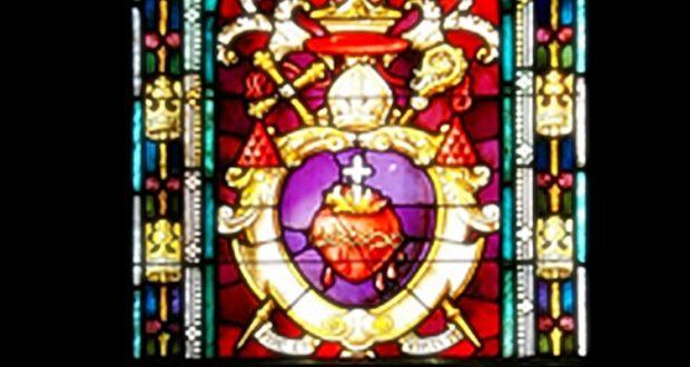 Swiete Obrazy Witrazowych Okien Barwy Szkla