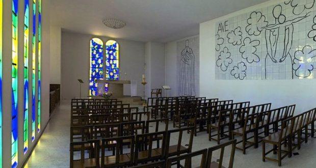 Witraże Henri Matisse'a
