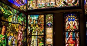 NIezwykłe Muzeum witraży